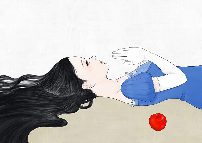 「白雪姫」